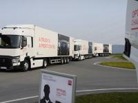 Optifuel Challenge da Renault Trucks chega a Portugal
