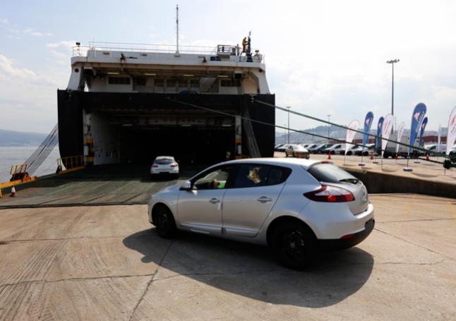 AEM Vigo-Nantes retoma operações