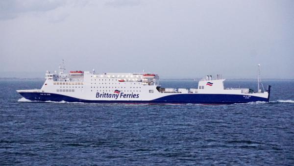 Ferries extra começaram a operar mesmo sem Brexit