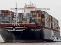 Frota de porta-contentores crescerá 8,8% este ano