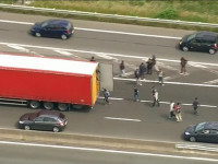IRU quer exército a proteger motoristas em Calais
