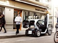 Renault lança Twizy adaptado às entregas urbanas