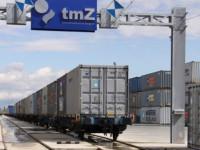 BEST de Barcelona entra no terminal marítimo de Saragoça