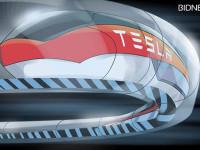 Tesla propõe-se testar transportes a 1200 km/hora