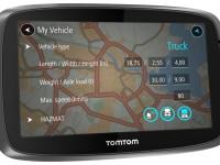 TomTom lança GPS específico para pesados