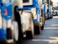 Tráfego nacional segura transporte rodoviário de mercadorias
