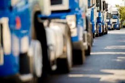 Transporte rodoviário de mercadorias
