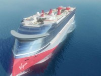 Virgin Cruises encomenda três navios à Fincantieri
