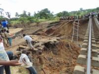 Chuvas comprometem operação do Corredor de Nacala