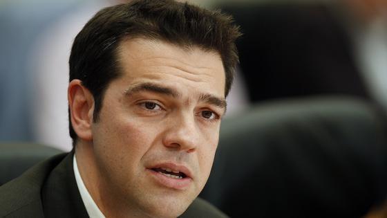 Grécia - Tsipras