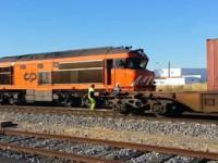 Comboio semanal já liga Badajoz aos portos portugueses