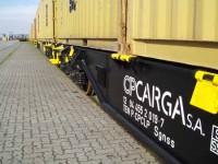 MSC Rail lança serviço entre Sines e Valongo