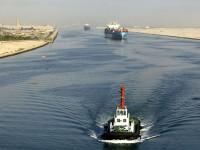Canal do Suez já arrancou com nova ampliação