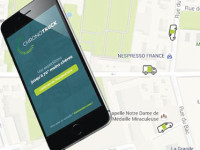 "Franceses testam ""Uber"" do transporte de mercadorias"