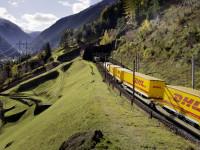 DHL lança terceira rota ferroviária Europa-China