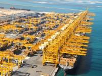Produtividade portuária com mega-navios caiu em 2014