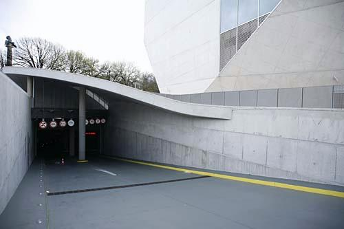 Estacionamento - Casa da Música