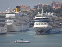 Funchal contou 209 mil passageiros até Março