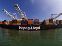 Hapag-Lloyd com lucros de 157 milhões no primeiro semestre