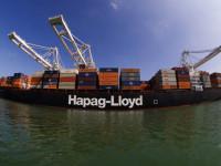 "Hapag-Lloyd testará ""scrubbers"" em dez navios"