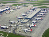 Aeroporto de Heathrow avança para a terceira pista