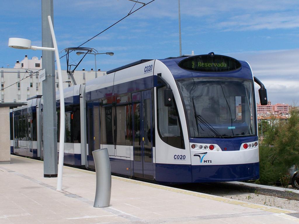 Metro Sul do Tejo