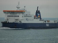 P&O Ferries com trimestre recorde na Mancha