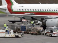 Aeroportos perdem cargas no primeiro trimestre