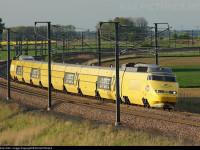 Correios franceses colocam à venda os seus TGV