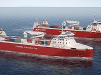 Segundo navio a GNL da Nor Lines a caminho da Noruega