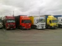 Bélgica é a campeã dos roubos a camiões