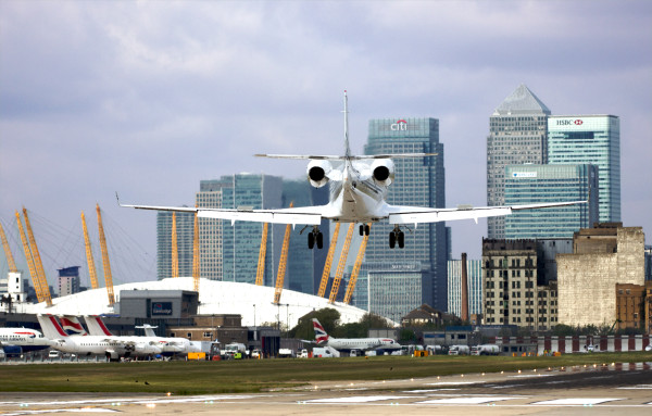 Aeroporto de Londres City