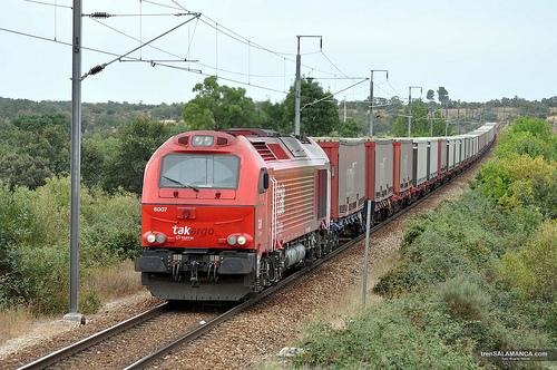 Linha da Beira Alta - Takargo