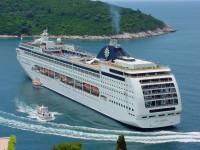 MSC Cruzeiros viajará até à China em 2016