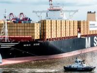 MSC investe 1,8 mil milhões nos navios de 22000 TEU