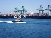 Maersk Line e MSC mantêm aposta da 2M em Sines