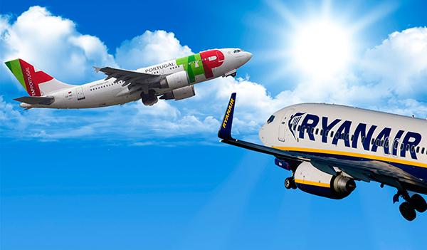 TAP + Ryanair