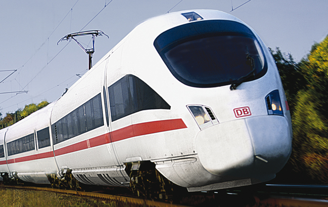 Alta Velocidade - Alemanha - DB