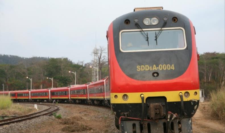 Angola - Linha de Moçâmedes