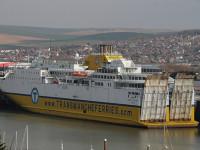 DFDS deixa de operar entre Dieppe e Newhaven