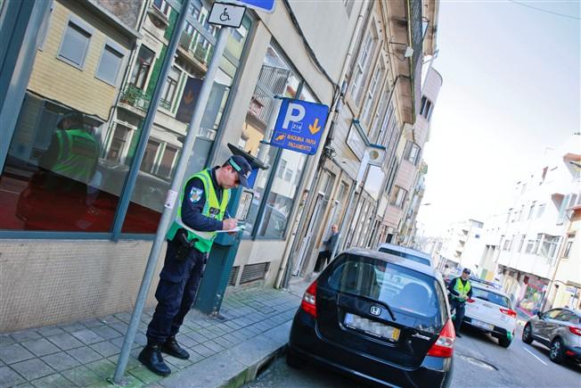 Estacionamento - Porto
