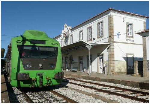 Linha do Leste - Portalegre