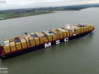 MSC anuncia retirada do Irão