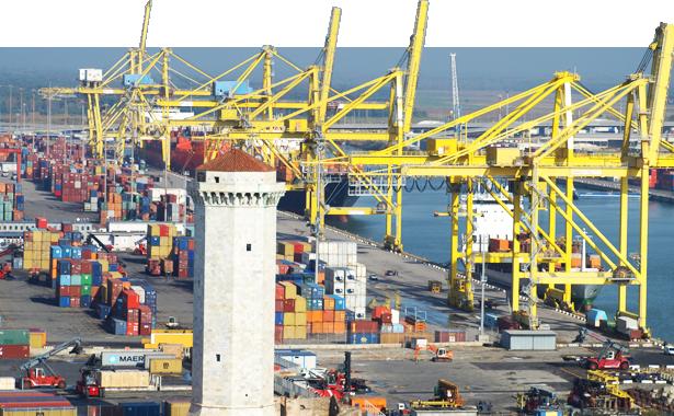 Porto de Livorno
