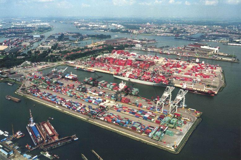 Porto de Roterdão