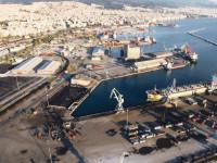 Privatização do porto de Salónica na recta final