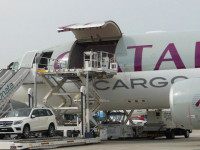 Qatar Airways entra no top 10 mundial da carga