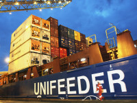 DP World fecha compra da Unifeeder