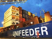 Unifeeder reforça no shortsea com a compra da Tschudi Lines