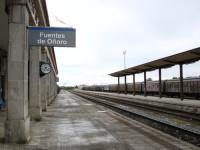 Electrificação avança entre Salamanca e a fronteira